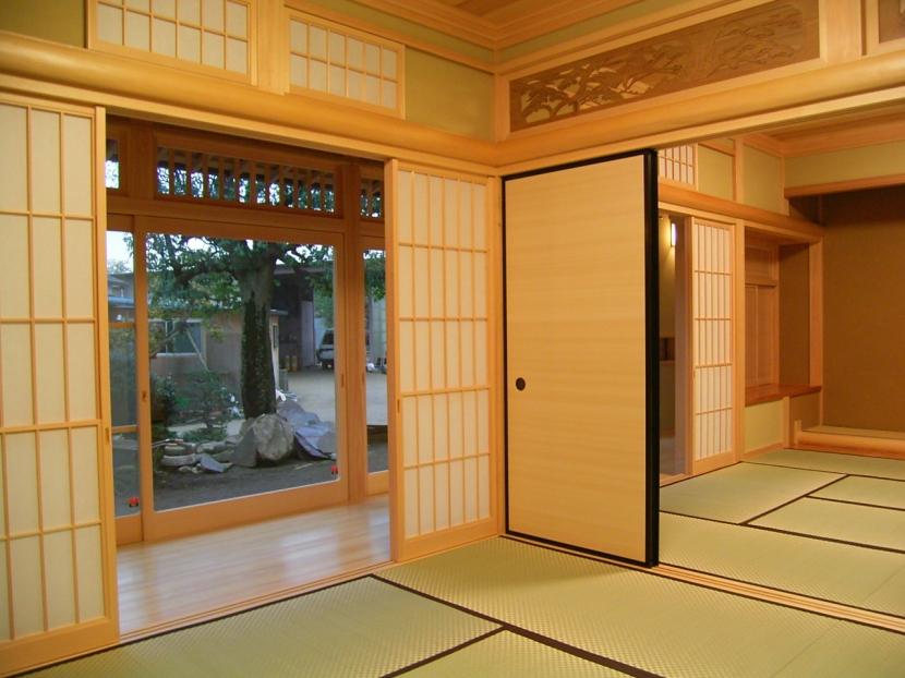 建築家:寺澤 秀忠「数奇屋の家」