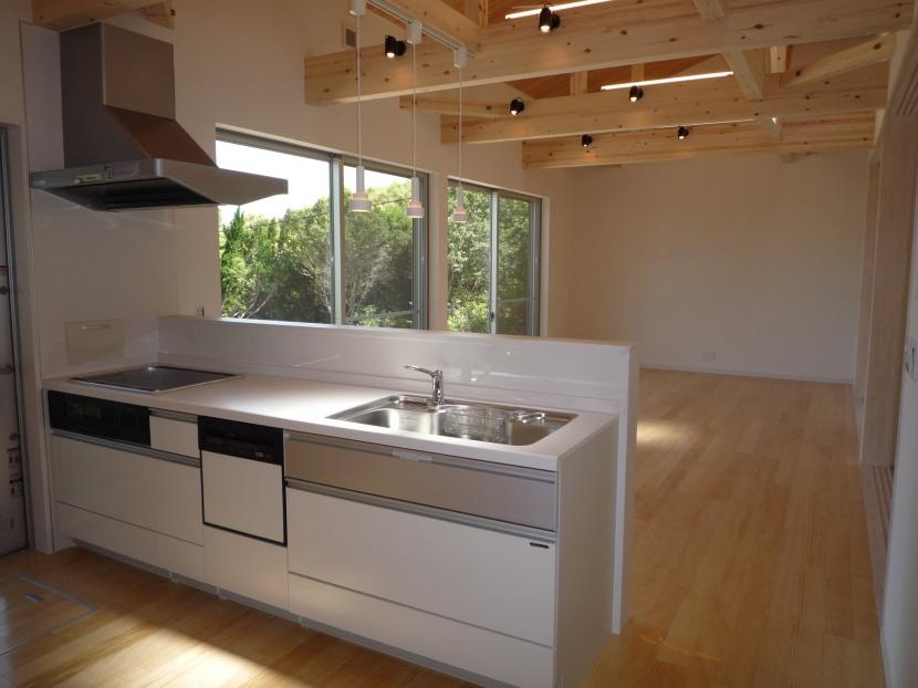 SEASIDEの部屋 キッチン