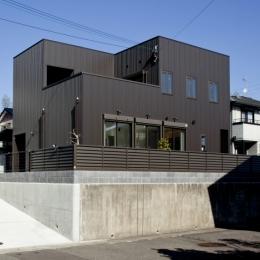HOUSE-1 (外観)