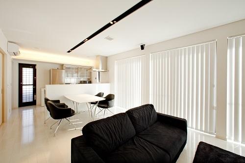 建築家:松井 豊「HOUSE-1」