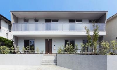 藤沢の家 (外観1)