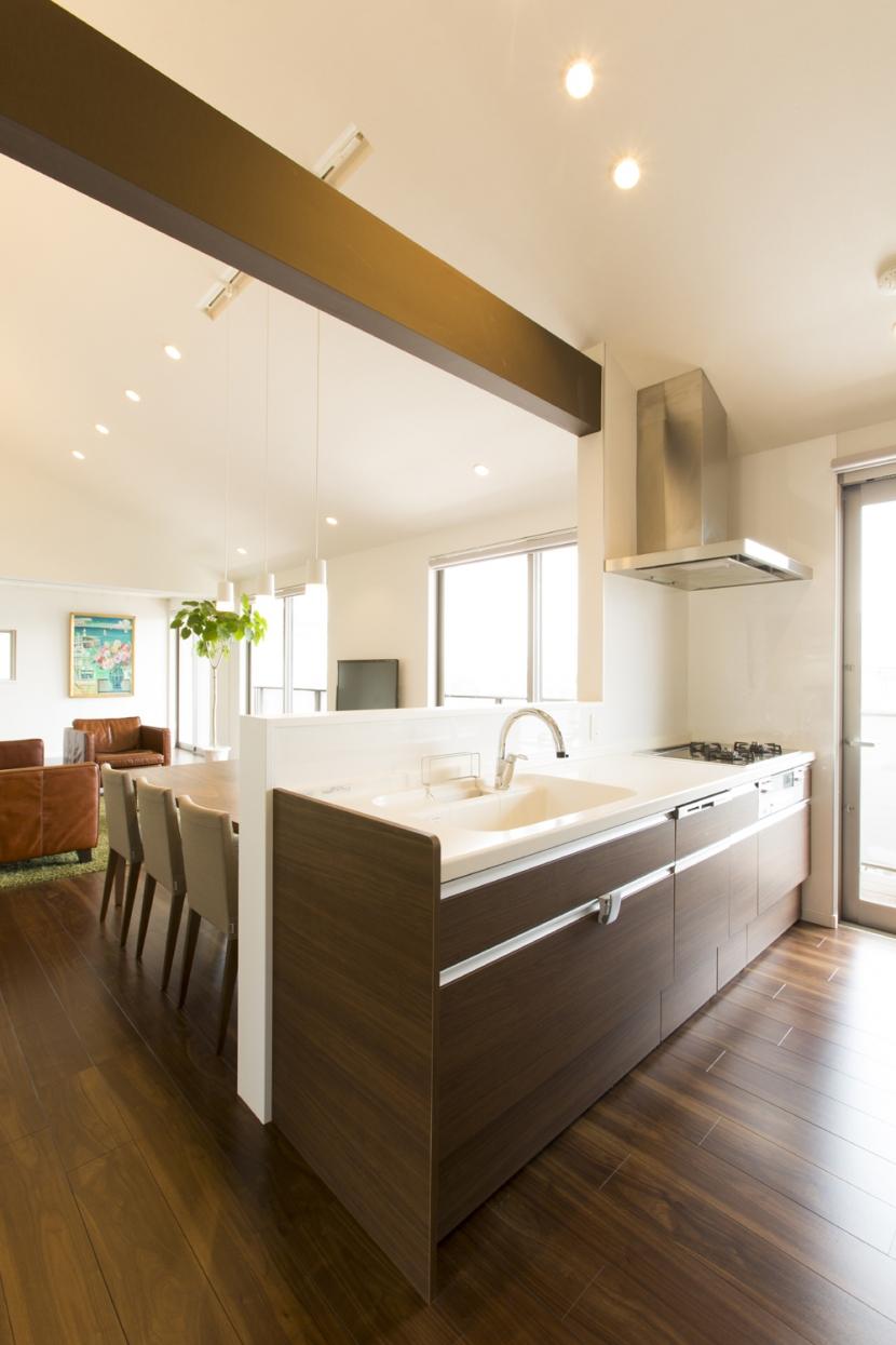 藤沢の家の部屋 キッチン
