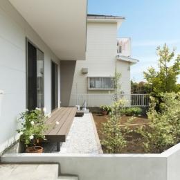 藤沢の家 (庭)