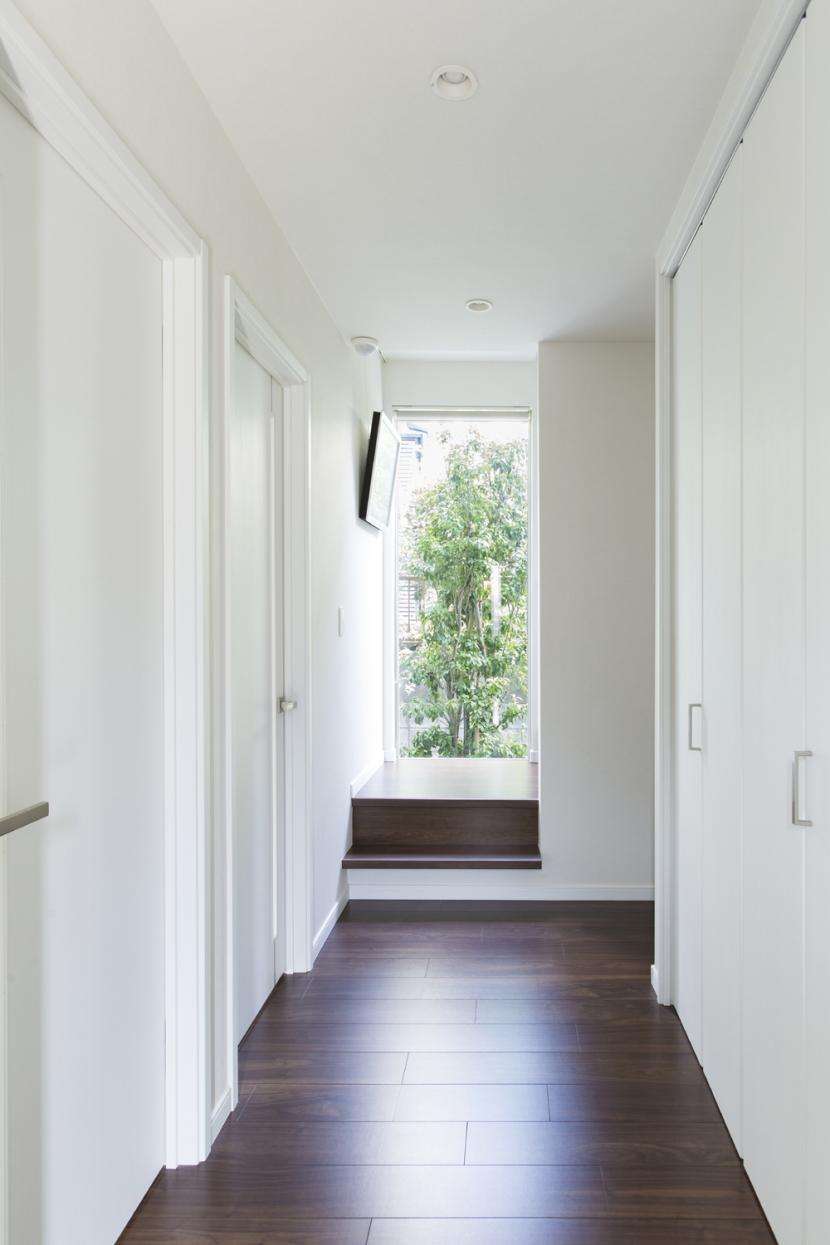 藤沢の家の部屋 玄関
