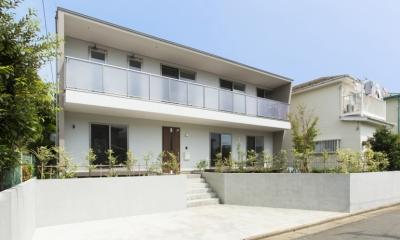 藤沢の家 (外観3)