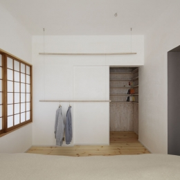 シキリの形 (寝室)