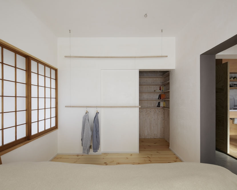 建築家:青木律典|デザインライフ設計室「「シキリの形」-鶴川のリノベーション-」