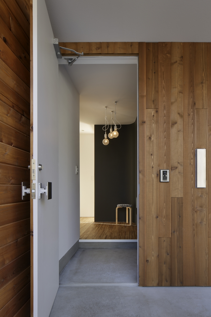 建築家:阿川 宮鳥「サイ邸」