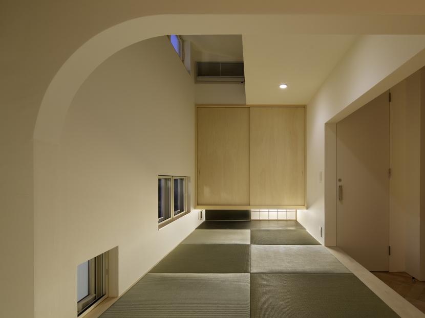 サイ邸の部屋 和室