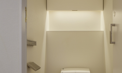 ツカ邸 (トイレ)