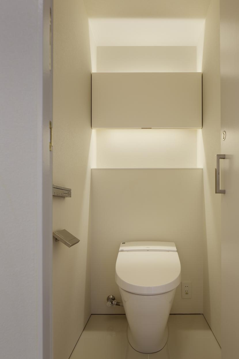 ツカ邸の写真 トイレ
