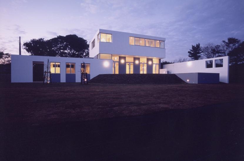 K邸 (週末住宅)の部屋 外観