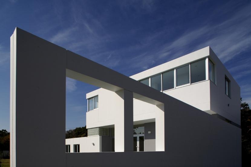 建築家:正本義人「K邸 (週末住宅)」