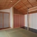A邸 (造園家の家)の写真 和室
