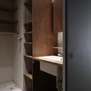 光の居処の写真 洗面室