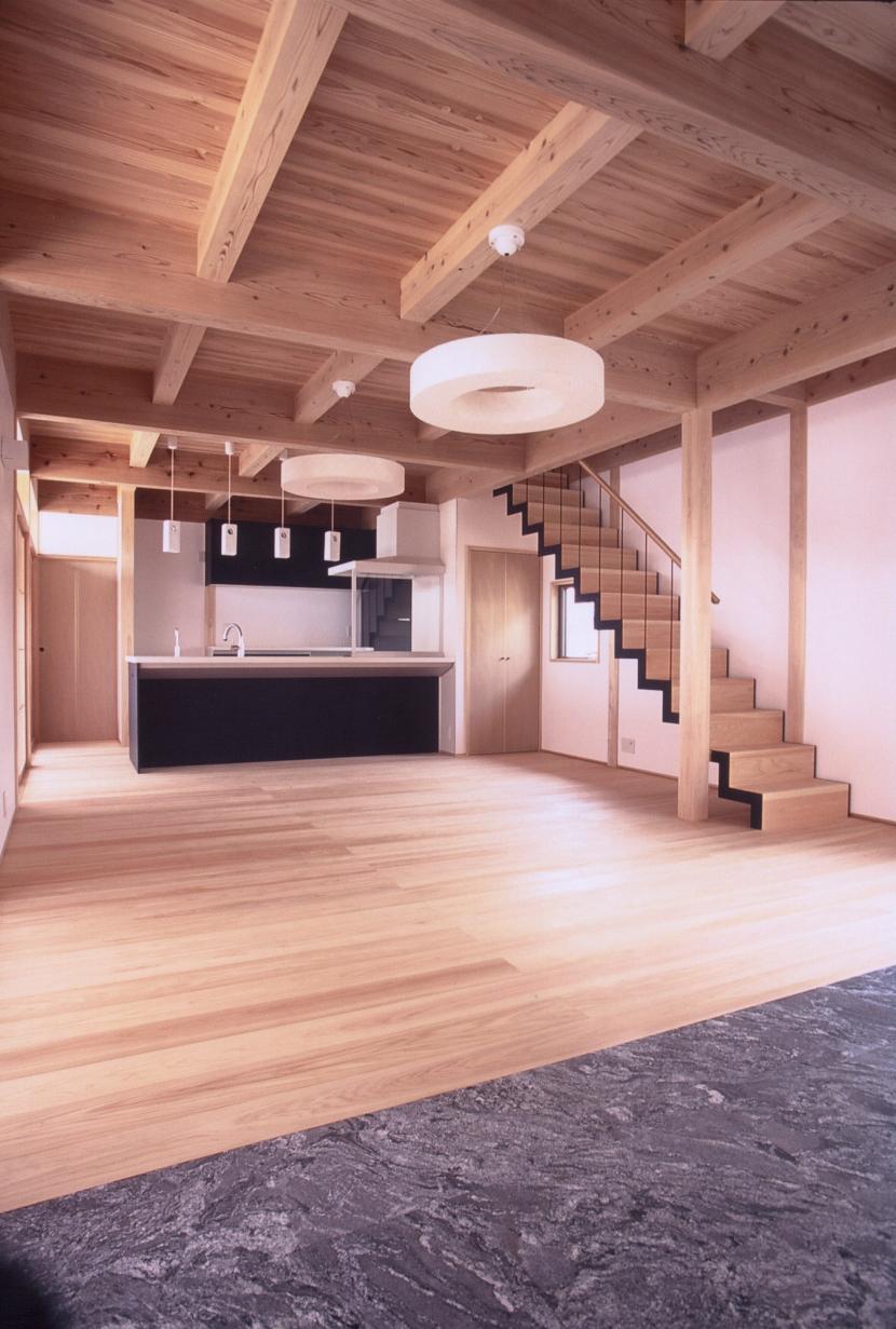建築家:正本義人「A邸 (造園家の家)」