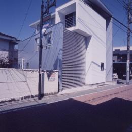M邸(専用住宅) (外観)