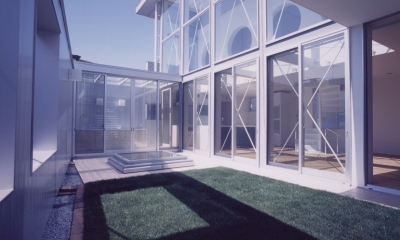 M邸(専用住宅) (屋上緑化)