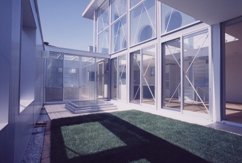 M邸(専用住宅)の部屋 屋上緑化