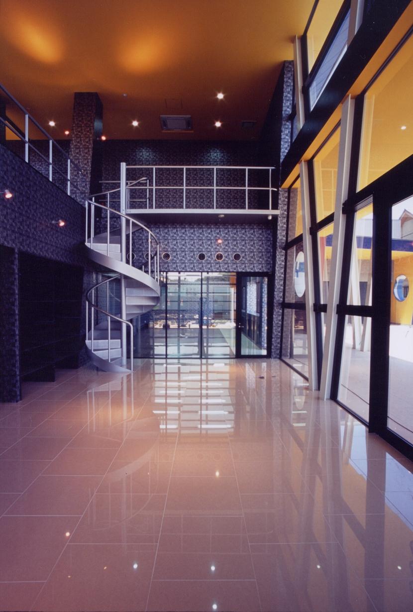 PMC(ショールーム+事務所)の部屋 エントランスホール