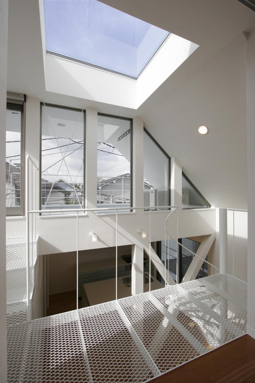 S邸 (専用住宅)の写真 上方採光