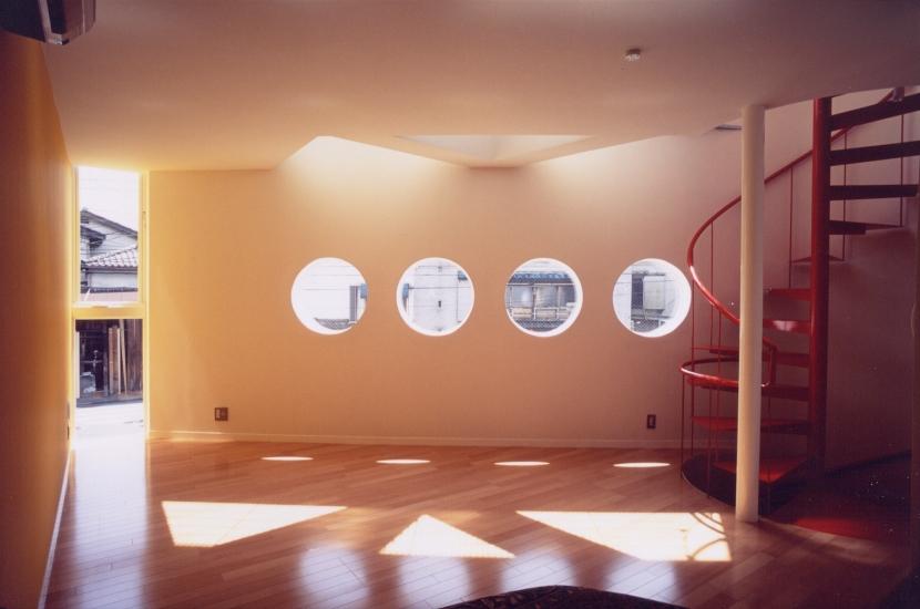 建築家:正本義人「M邸 (店舗併用住宅-ドラッグストアー)」