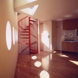 M邸 (店舗併用住宅-ドラッグストアー) (2階 リビング)