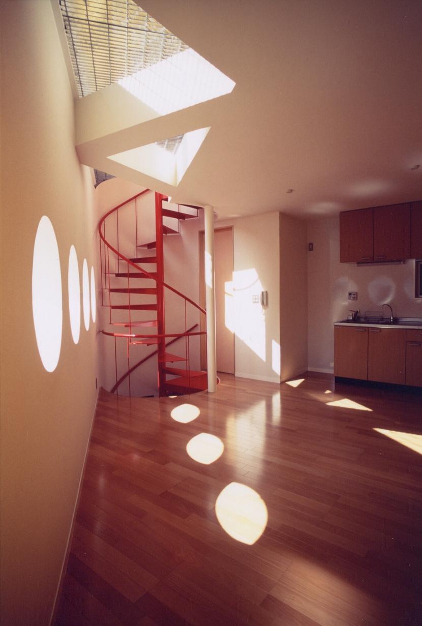 M邸 (店舗併用住宅-ドラッグストアー)の写真 2階 リビング