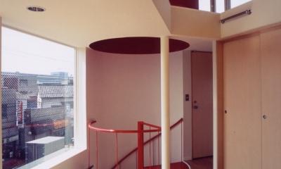 M邸 (店舗併用住宅-ドラッグストアー) (3階 寝室)