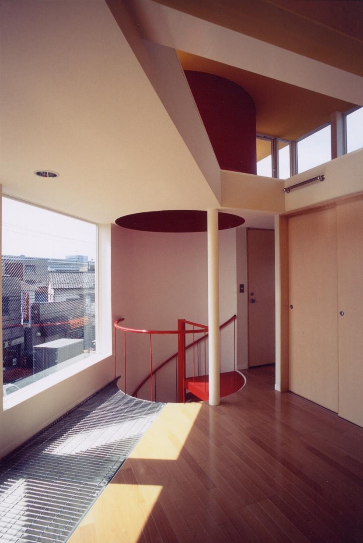 M邸 (店舗併用住宅-ドラッグストアー)の部屋 3階 寝室