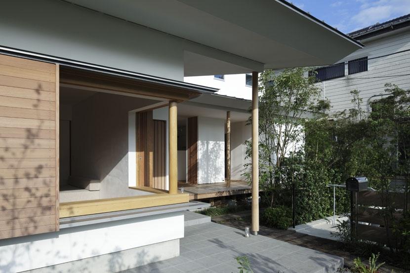 「夕日の家」の写真 外観