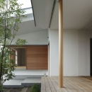 「夕日の家」