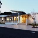 設計本舗・Wの住宅事例「小沼診療所」