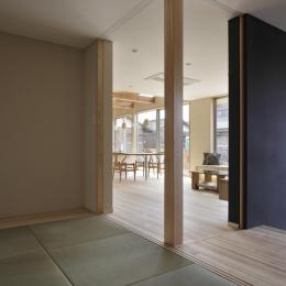 和室 (ヤジ邸)