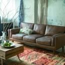 HOUSE STYLING(ディノス)の住宅事例「リビングルーム - NATURAL/VINTAGE/OLD&NEW -」