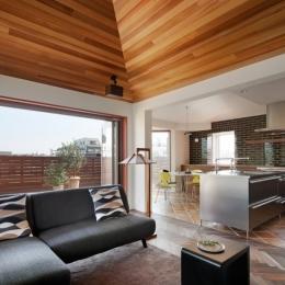 リノベーション・リフォーム会社 クラフトの住宅事例「内と外がつながる家」