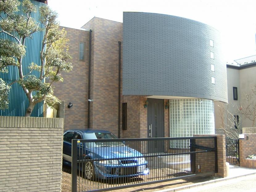 建築家:新田広史「RCではない木造戸建て住宅-M」