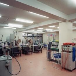 地下+地上1階診療所。2・3階住宅-Y (リハビリ室)