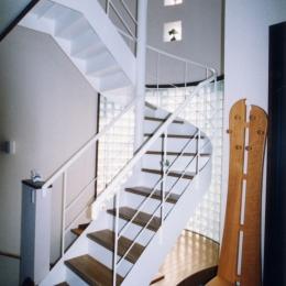 RCではない木造戸建て住宅-M (階段)