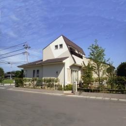 郊外型戸建住宅-S (外観)