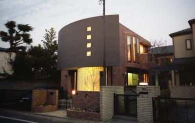 外観2 (RCではない木造戸建て住宅-M)