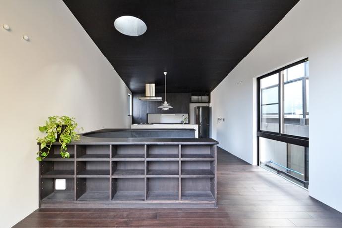 建築家:佐久間 徹「品川の家」