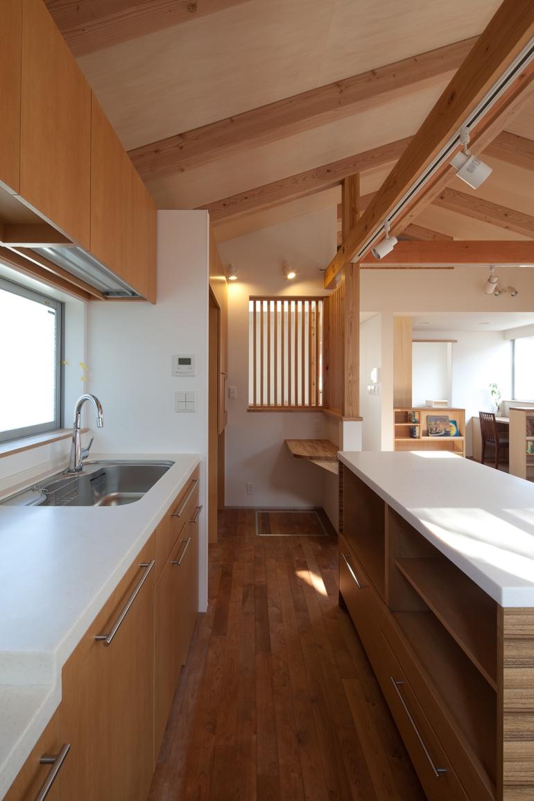 下井草nhの写真 キッチン