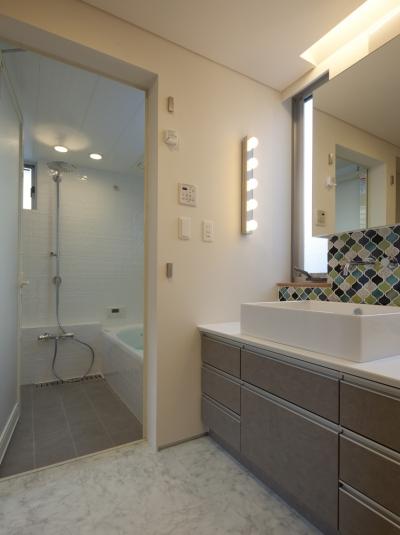 洗面・浴室 (下井草nh)