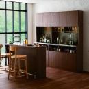 HOUSE STYLING(ディノス)の住宅事例「キッチン」