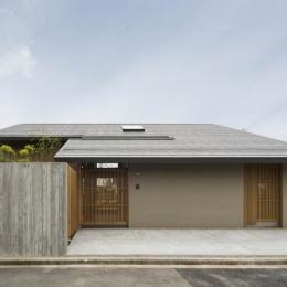 建築家 定方三将の事例「加古川の住宅」