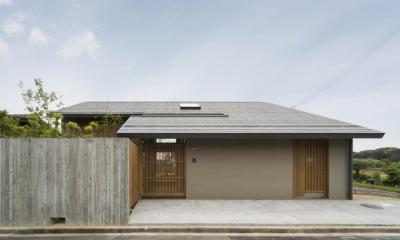 加古川の住宅 (外観)