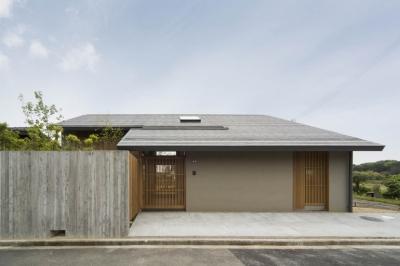 外観 (加古川の住宅)