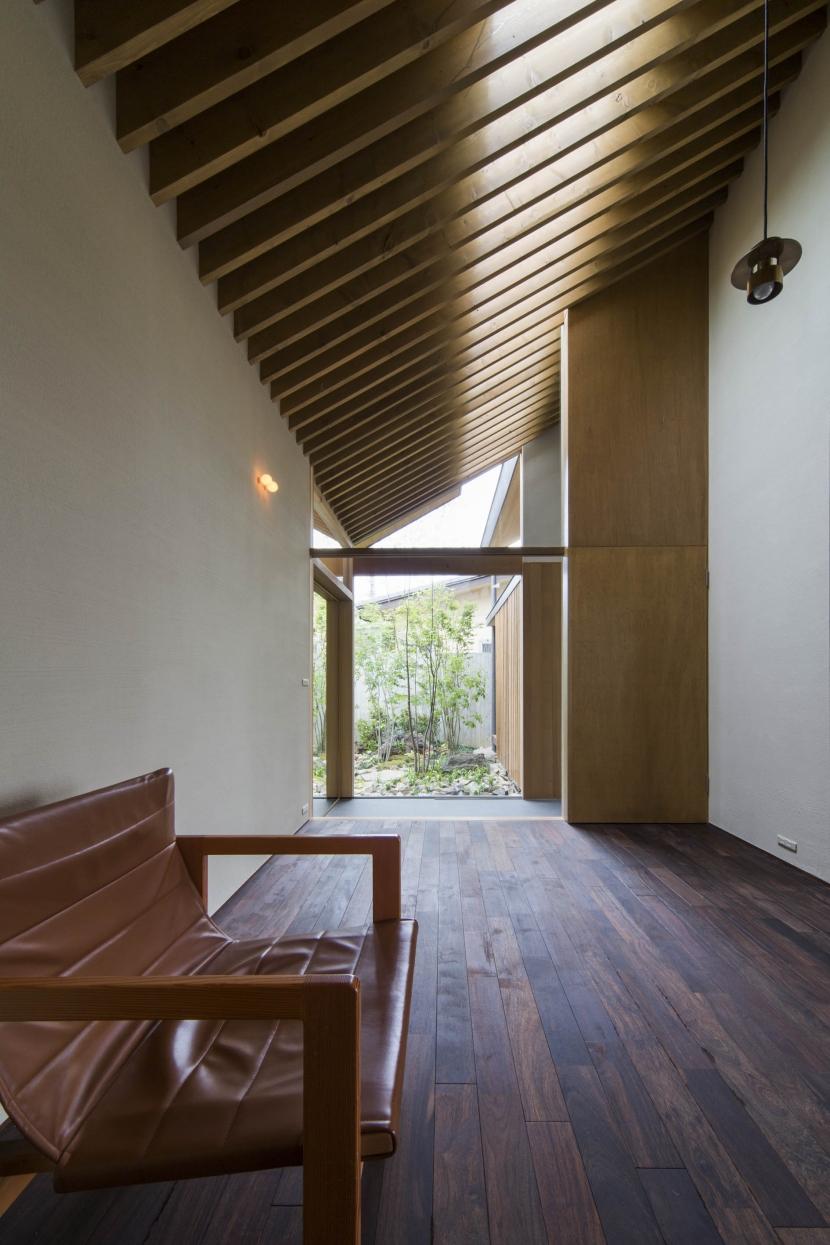 加古川の住宅の部屋 リビング