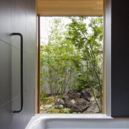 加古川の住宅 (浴室)